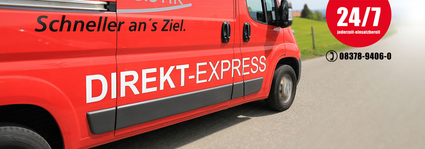 Direkt Express mit Zinth Logistik